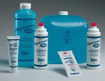 Ultrasound Gel and Disinfectant Spray