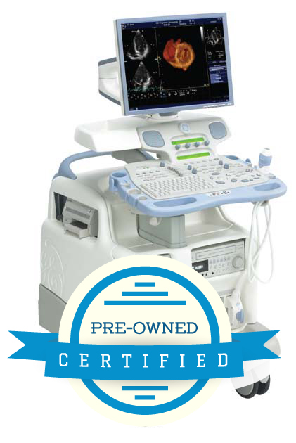 Pre-Owned Certified Ultrasounds