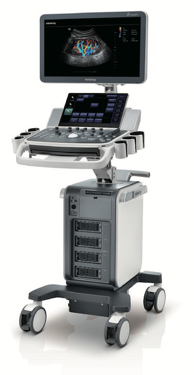 Mindray Ultrasound DC-80